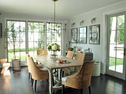 Hgtv Dining Rooms Elegant Room Homes Design Within 27