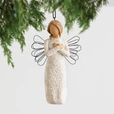 Demdaco Willow Tree 2016 Angel Dated Ornament (27540) -