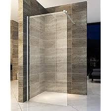 120x200cm walk in dusche begehbare duschwand glas duschabtrennung duschtrennwand glastrennwand glaswand mit nano beschichtung