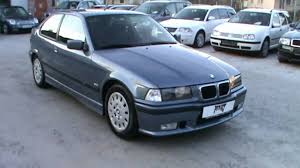 1999 BMW 316i PACT M optik Full Review Start Up Engine and In