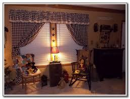 Primitive Living Room Furniture by 18 Images Primitive Curtains For Living Room Home Devotee