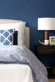Blue Bedroom Wall by The Yellow Cape Cod Bedroom Makeover Before And After A Design