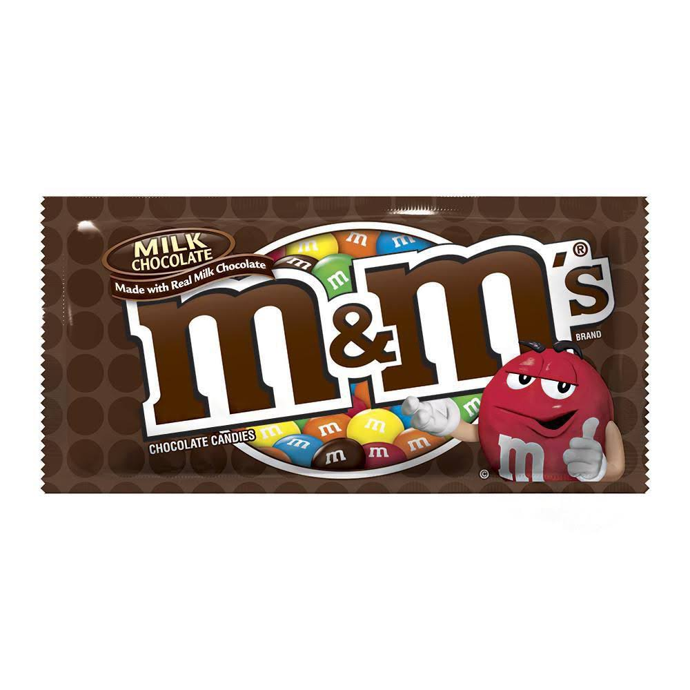 M&M Milk Chocolate 1.69oz