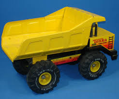 Vintage Metal Tonka Dump Truck, Toys For Trucks | Trucks Accessories ...