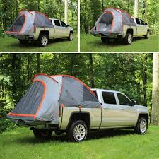 100 Truck Tent Camper 2 People Outdoor Camping PickUp Bed SUV Waterproof