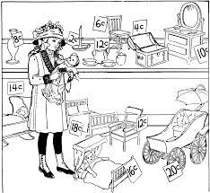 Child Buying Doll Toys