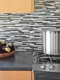 glass tile backsplash inspiration