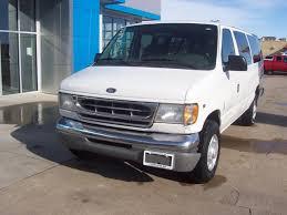 2000 Ford E 350 Gasoline