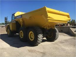 2008 KOMATSU HM300-2 Articulated Truck For Sale - AIS Construction ...