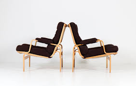 Pair Of Mid-Century Modern Ingrid Lounge Chairs By Bruno Mathsson ... Mid Century Retro Vintage Danish Pink Purple Wool Lounge Arm Etsy Leather Easy Chair Limetenniscom Brunomathsson Pair Of Midcentury Modern Ingrid Chairs By Bruno Mathsson Httpsgrandfathersaxecomau Daily Jetson Matsson For Dux Sale At Fotpall Perfect Pernilla Vilstol Med With Selamat Side In 2019 Products T Chairs 01446 Image Blue Tufted A Home Yellow Velour Wingback