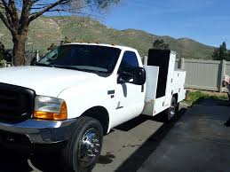 100 Used Utility Trucks For Sale In California Truck Service In