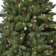 Manchester Fir 75 Instant Lite Pole Pre Lit Artificial Christmas Tree