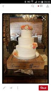 From Boston Rustic Wedding Rentals Cake
