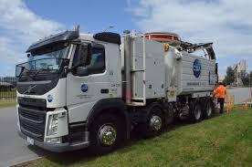 100 Used Vacuum Trucks Our Fleet CSA Specialised Services