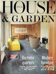 100 House And Home Magazines HOUSE AND GARDEN UK MAGAZINE FEBRUARY 1965
