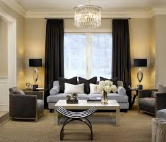 Chicago Grey Silk Drapes With Lined Curtain Panel Pairs Living Room Contemporary And Rod Wainscoting