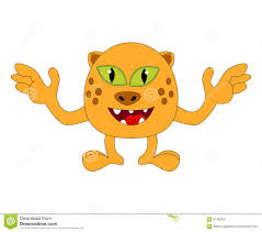 Free Halloween Ecards Funny by Halloween Happy Cartoon Monster Funny Cute Tiger Cat Character