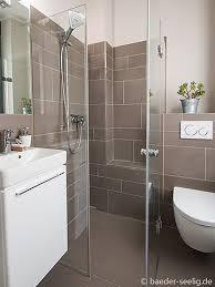 duschbad mit einer ganzglas duschabtrennung planen kleine