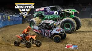 Enter To Win Tickets To The Monster Jam Triple Threat Series - MOViN ... Monster Jam Trucks In Singapore Shaunchngcom For Sale 1920 New Car Specs Maple Leaf Monster Jam Comes To Vancouver Saturday February 28 The Of Mount Monstracity Finished Now Vancouver 2017 Actionpacked Live Event On Four Wheels Providence Ri Mommyhood Chronicles Att Stadium Sports Spectator Dallas Obsver Wwes Madusas Path From Body Slams Monster Trucks Sicom Allnew Truck Soldier Fortune Black Ops Youtube Returns Cardiff With Stinct