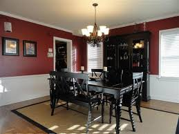 Dining Room Exciting Formal Decor Designs For Small Spaces Black Wodoen