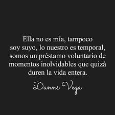 Danns Vega On Nostalgia Citas De Amor Frases Y Frases