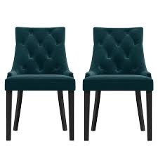 Kaylee Blue Velvet Dining Chairs With Black Legs- Set Of 2 Chair Turquoise Leather Ding Chairs Blue Grey Set Of 2 Piper Mineral Beetle Unupholstered Gray Oak Base Kaylee Velvet With Black Legs Of Gubi Bluegrey Metal Harry Caseys Madeleine Dc Ding Chair Ethnicraft Etta Chair Dark Blue Lvet Upholstered Oak Legs Domenico Tufted Cushions Room Table Likable