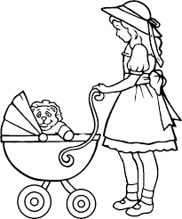 Coloring Pages Printable Girls Bring Color Book For Kids Amazing Handmade Wheels Good Interior Decoration