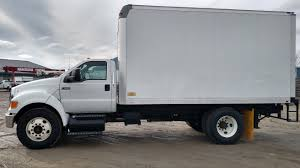 100 Ford Box Truck 2013 FORD F650 BOX TRUCK Reliance Rental