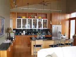 Mid Century Galley Kitchen Kitchen Table Narrow Kitchen Table