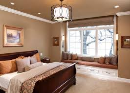 Soft Brown Painting Master Bedroom Ideas