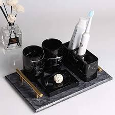 liming badezimmer gesetzt bad accessoires set marmor
