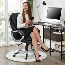 artlife bürostuhl chefsessel orlando mit rückenlehne armlehnen ergonomisch höhenverstellbar