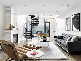 Transitional Living Room Sofa by Pillows Pendant Light Church Street Sofa Built In Bar San