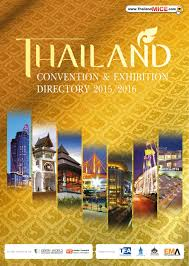 Thailand Convention & Exhibition Directory 2015 2016 by Green World Publication pany Limited issuu