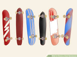Zumiez Blank Skate Decks by How To Choose A Good Skateboard 2 Steps With Pictures Wikihow
