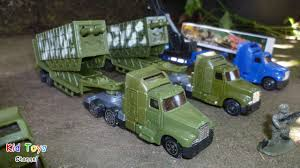 100 Military Semi Truck Rocket Missile Vehicles Heavy S