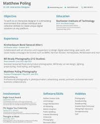 Senior Ux Designer Resume Picture 23 Examples Bcbostonians1986 Simple