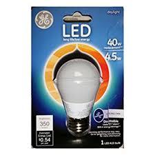 ge lighting 23708 led 4 5 watt 350 lumen dimmable a15 ceiling fan