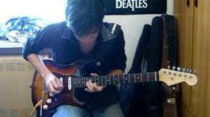 Beautiful Cover Of Stevie Ray Vaughans Lenny