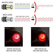 Brake Lamp Bulb Fault Ford Focus 2016 by Led Brake Light Turn Light And Tail Light Bulbs Led Car Light