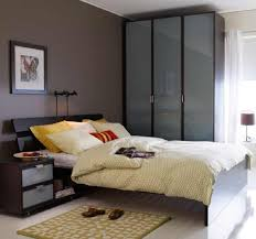Bedroom Get The Best Interior Style From Gorgeous IKEA Design Comfortable Cotton