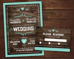 Country Rustic Wedding Invitations To Inspire You On How Create Your Own Invitation 1