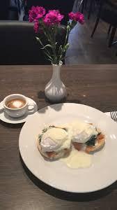 Oakmere Tea Dining Room Eggs Royale