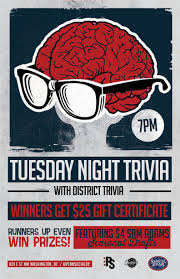 Flips Patio Grill Trivia by Penn Social Sports Games Beer Dancing Fun Events