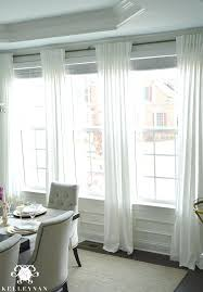 Curtains For Dining Room Curtain Panels In More Formal Rooms