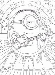 Coloring Page See More Coloriage Minion A Imprimer 5