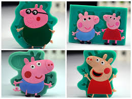Peppa Pig With Stars Pumpkin Stencil by Peppapig Cake Mold Peppa Pig Cookies Jelly Mold Peppa Pig