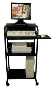 Walmart Computer Desks Canada by Desk Stand Up Computer Desk Walmart Attractive Adjustable