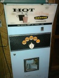 Image Result For Vintage Coffee Vending Machine