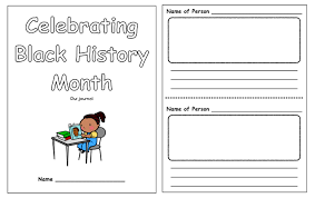 Black History Lessons For First Grade
